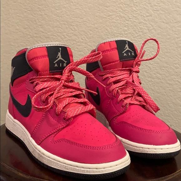 Nike Shoes | Hot Pink Nike Air Jordan S